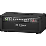 Cabezal Guitarra Behringer Vt100fxh 100 Watts