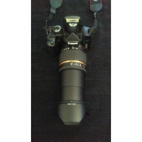 Camara Canon Profesional Eos Rebel Xsi