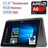 El Más Nuevo Dell Inspiron 3000 Pc / Tableta Convertible 2 E