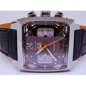 261bdb9103b Relogio Tag Heuer Monaco Twenty Four Calibre 36 1860 - Relógios no ...