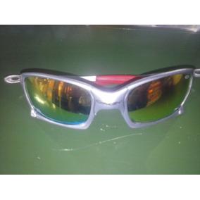 2ccbfdaf8 Oculos Oakley Juliet Masculino - Óculos De Sol Oakley Juliet em ...