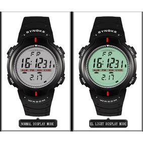 7191a035f3c Synoke 61576 - Relógio Masculino no Mercado Livre Brasil