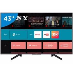 Smart Tv 4k Led 43 Sony Kd-43x705f Wi-fi