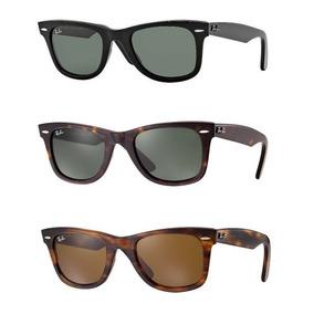 e5ac7b7f08b08 Óculos Ray-ban Rb2140 Wayfarer Original Masculino Feminino