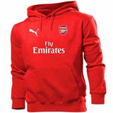 Blusa Frio Moleton Arsenal Futebol - Casaco De Frio Times bdccca3a4e755