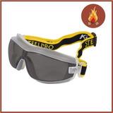 87a3db87f6b2b Oculos Vicsa K2 Cinza Escuro Steelpro Proteção Com Ca