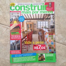 Revista Construir Mais Por Menos N7 Materiais Ecológicos