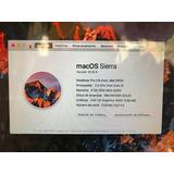 Macbook Pro 13 Con 2 Discos 1 Ssd De 256gb Y 1 Dd De 500g