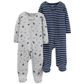 Carters Pack 2 Pijama Osito Bebés Nenes Varón Set