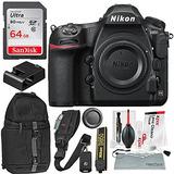 Nikon D850 De Formato Fx Cuerpo De La Cámara Slr Digital Y A