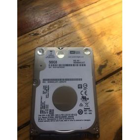 Hd Wd Notebook, Xbox 500gb Western Digital Slim 7mm F/grátis