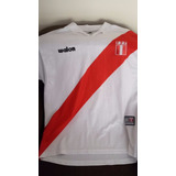 Camiseta Perú Alemania 206 Talla L La 10 Original