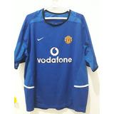 Camisa Manchester United #7 Beckham Original Clássica