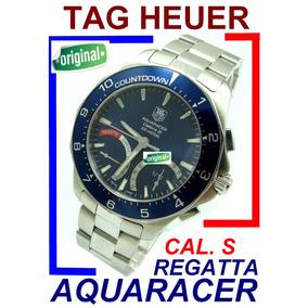 7ea92510cf1 Tag Heuer Calibre 16 Modelo Gv2a10 Rwt1177 - Relógios De Pulso no ...