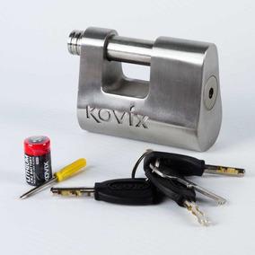 Candado Para Motocicleta Kovix Alta Seguridad 16mm Rider One