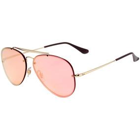 Oculos Rayban Feminino Rose Aviador - Óculos no Mercado Livre Brasil 16756ec1fd
