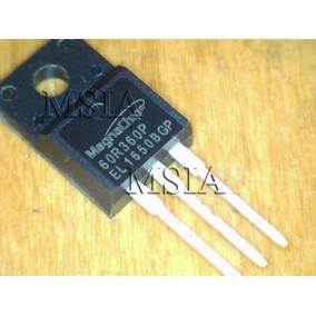 Mmf60r360 60r360p To220f Novo, Original Magnachip - Msia &