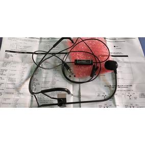 Microfone Sem Fio Crown 4 Pinos P Shure
