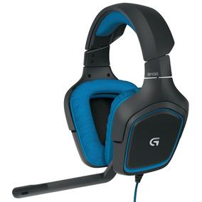 Headset Gamer Logitech G430 Surround 7.1 P2/usb + Nfe