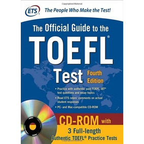 The Official Guide To The Toefl Test 4th Edition - Arquivo