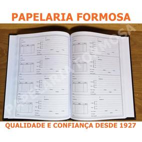 Livro Receita De Òtica 200 Fls- Formosa Grafica Desde 1927