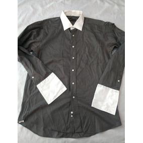 Camisa Para Mancuernillas Donald J. Trump Talla L (moda Casu