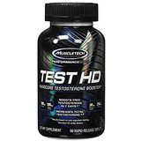 Test Hd Hardcore Booster Muscletech 90caps.orig.eeuu!!