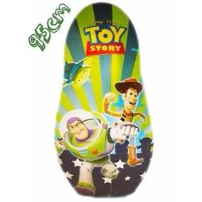 Boneco Inflável João Teimoso João Bobo Disney Toy Story