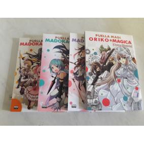Manga Mahou Shoujo Madoka