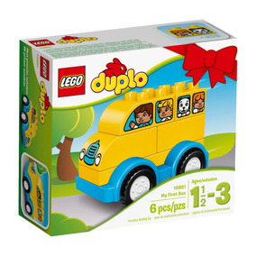 Mi Primer Autobús Lego - 10851