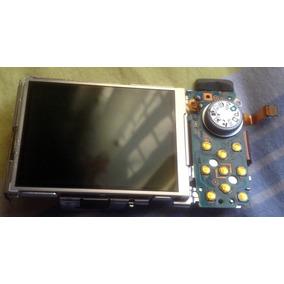 Pantalla Para Camara Sony Dsc-w130 W55 W110 W120 Zheng