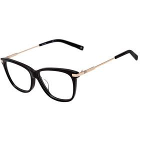 e31053555c7ab Armação Polaroid Óculos De Grau Dourado Chic A212 - Óculos no ...