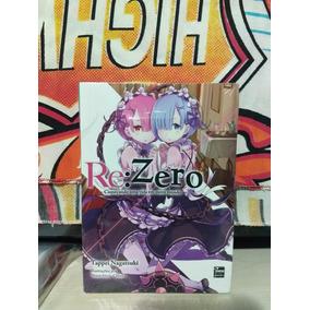 Light Novel Re:zero 2