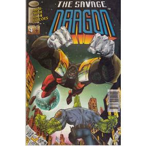 The Savage Dragon - Erik Larsen / Mini Série Completa - 1996