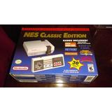 Nintendo Classic Mini Nes Nuevo Original Envio Gratis