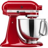 Batedeira Kitchenaid Stand Mixer Artisan Empire Red - 220v