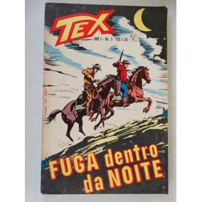 Tex Nº 5! 1ª Edição! Editora Vecchi Junho 1971!