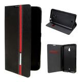 Capa Case Flip Cover Carteira Porta Cartão - Asus Zenfone 6