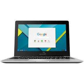 Chromebook M11c Multilaser Pc901 16gb 2gb Grafite