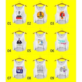 Camisetas e Blusas para Feminino em Espírito Santo no Mercado Livre ... 9e7420f372f