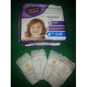 Pañales Ecologicos Parents Choice Diapers Importados