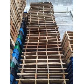 Tarima Pallet Para 1.5 Ton 1m X 1m Sello Exportación