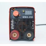 Maquina Solda Inversora 250a 220v Mini+kit