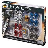 Juego De Batalla Mega Construx Halo Arena Champions