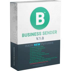 Software De Marketing Para *zap* Business Sender