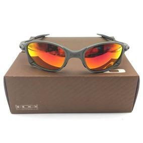 Oakley Juliet 24k X-squared Double Xx Romeo 2 Carbon Gold. 2 cores. R  230 9ea5062336