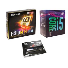 Combo Procesador Intel Core I5 + Tarjeta Madre + 8 Gb Ram