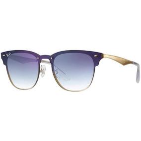 Oculos Rayban Clubmaster Espelhado De Sol Ray Ban - Óculos no ... ab02b338c2