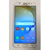 Celular Samsung J7 Prime 32gb Dourado 2 Chips - Seminovo