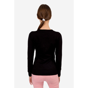 Sweater Love Negro By Aspik